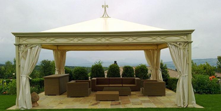 Gazebo Per Matrimonio In Giardino : Gazebo giardino gazeboo per