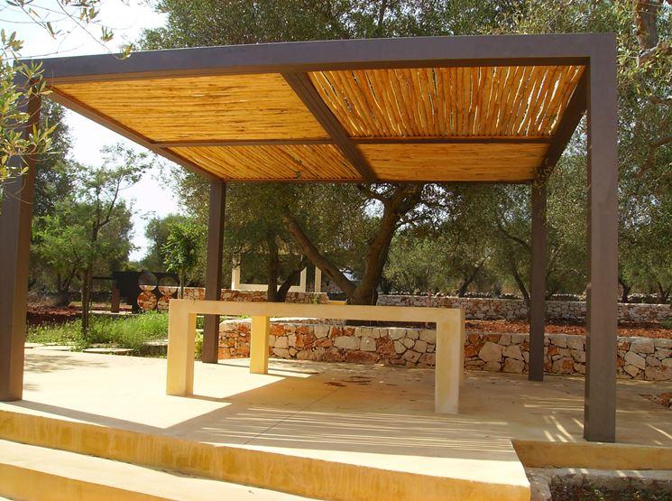 Gazebo in ferro gazebo ferro per realizzare gazebi for Accessori per terrazzi e giardini