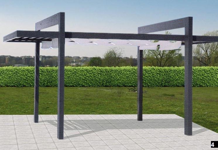 Gazebo in ferro gazebo ferro per realizzare gazebi for Costruire un gazebo in ferro