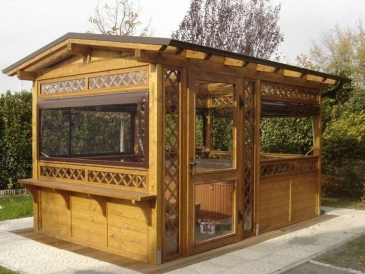 Gazebo in legno fai da te gazebo come costruire un gazebo - Costruire un tavolo in legno per esterno ...