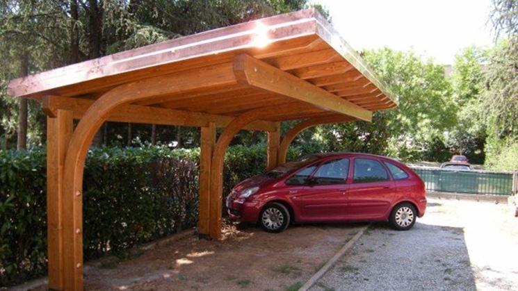 garage in legno per auto piemonte : Gazebo per auto - Gazebo - Tipologie di gazebi per auto