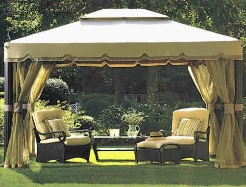 Vendita gazebo gazebo for Svendita mobili da giardino