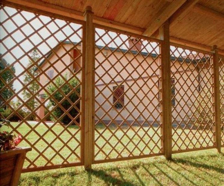 Grigliati in legno per terrazzi prezzi – Tetto della casa