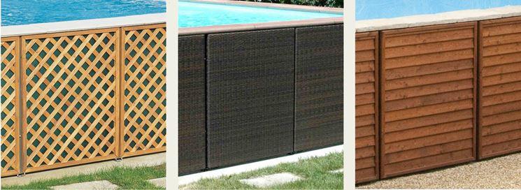 Prezzo pannelli divisori giardino la scelta giusta for Economici rivestimenti in legno