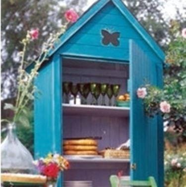 Armadi da giardino   mobili giardino