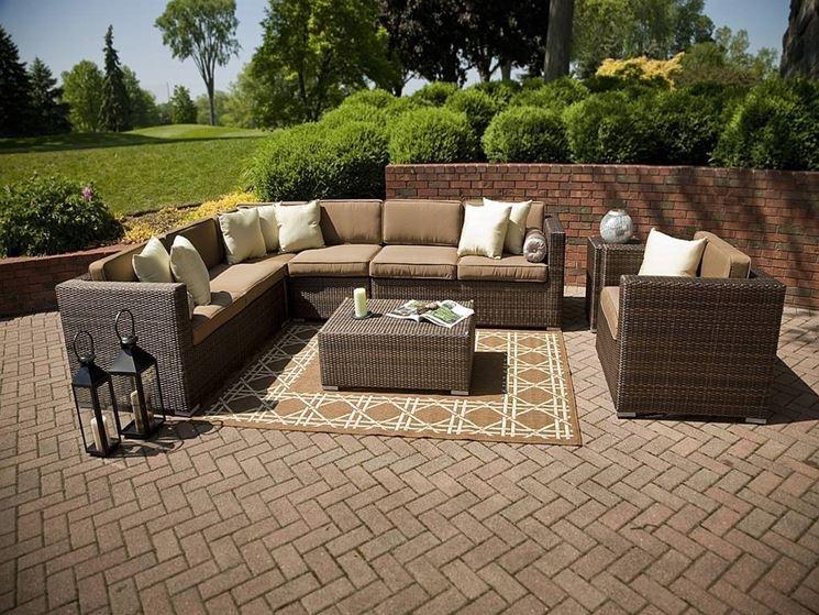 Beautiful Arredamento Giardino Usato Photos - Home Design Ideas ...