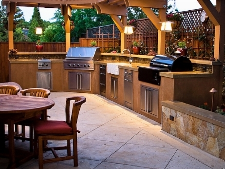 Emejing Cucina Da Giardino Design Ideas - Acomo.us - acomo.us