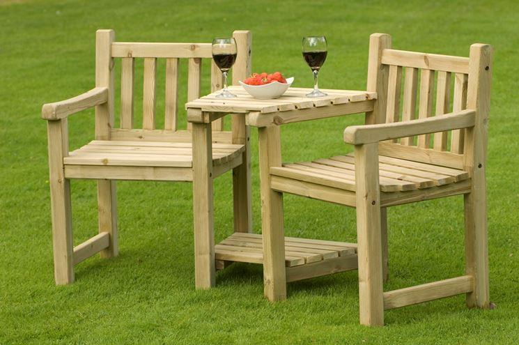 Giardino arredamento mobili giardino arredi per giardino for Arredamento giardino usato