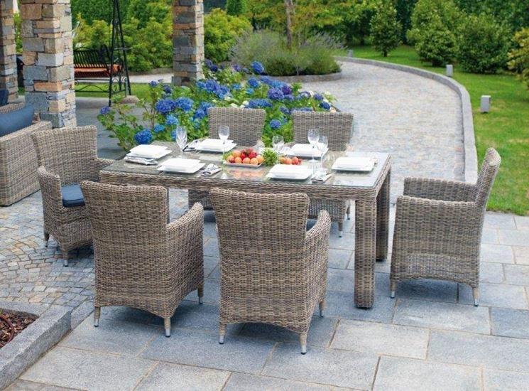 Giardino arredo - Mobili giardino - Arredo giardino