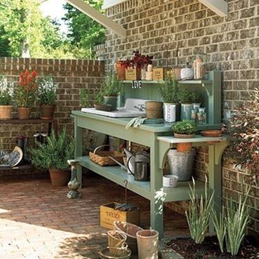 Lavello da giardino
