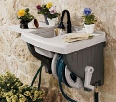 Lavelli da giardino mobili giardino - Lavandino per giardino ...