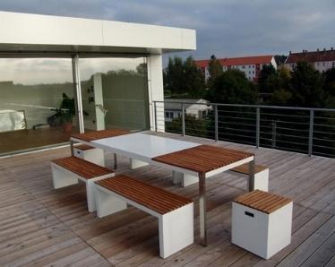 Mobili da terrazzo - Mobili giardino
