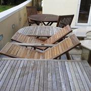 tavoli da esterno usati