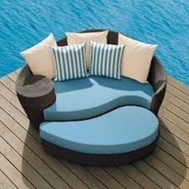 Design nei mobili per giardino