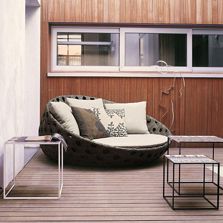 Mobili terrazzo - Mobili giardino - Mobili per il terrazzo di casa