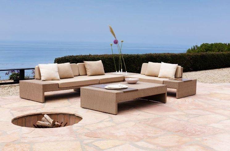 Mobili terrazzo mobili giardino mobili per il terrazzo for Outdoor mobili