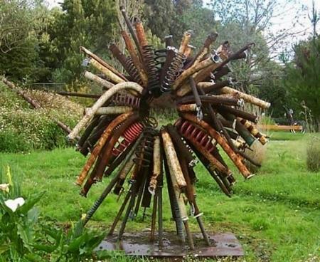 Opere d 39 arte da giardino mobili giardino - Arte e giardino ...