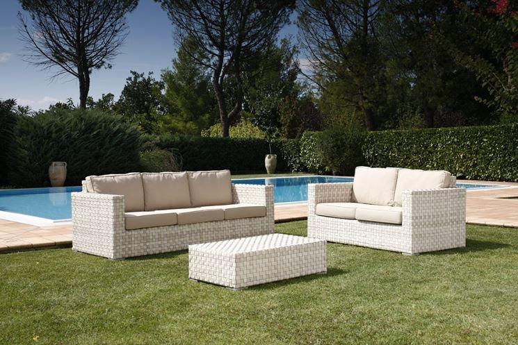 Salotti per esterno mobili giardino arredare l 39 esterno - Salotti da giardino ikea ...