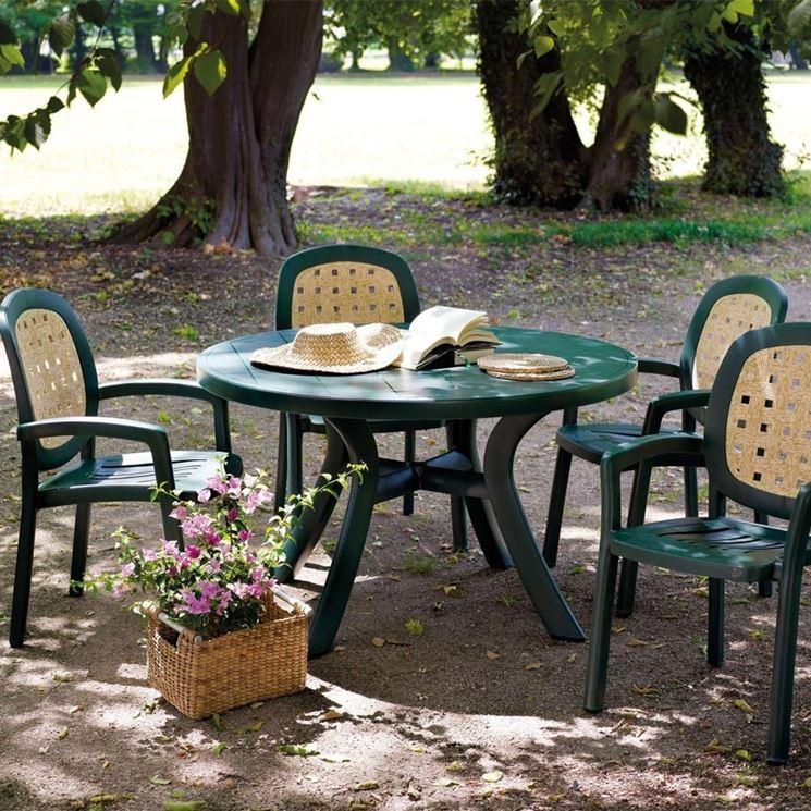 Offerta tavolo giardino set pranzo da giardino tavolo for Mobili da giardino miglior prezzo