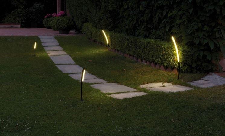 Illuminazione esterna