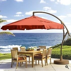 Ombrelloni a braccio da giardino ombrelloni da giardino - Ombrelloni da giardino usati ...