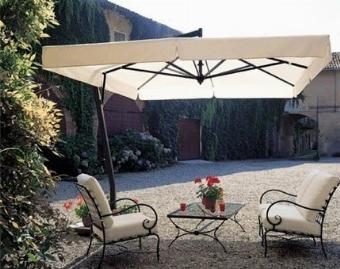 Ombrelloni gazebo ombrelloni da giardino for Ikea cantilever umbrella