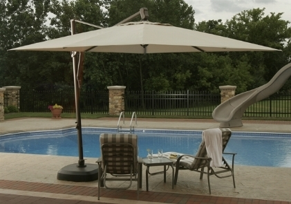 Ombrelloni gazebo ombrelloni da giardino - Luci da giardino ikea ...