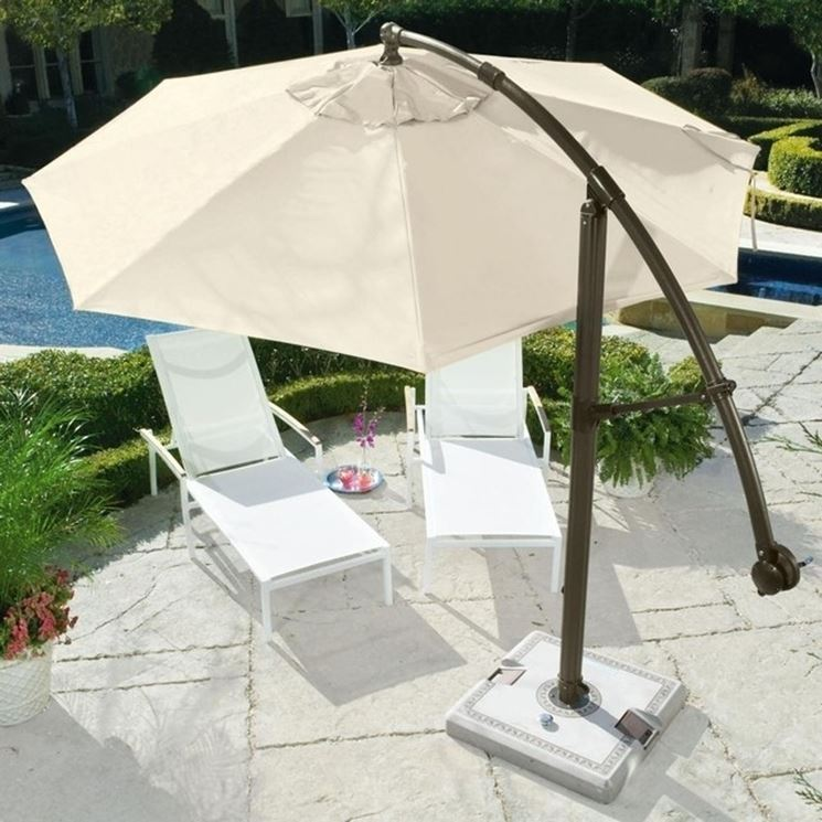 prezzi ombrelloni ombrelloni da giardino prezzi per