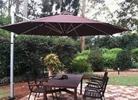 Vendita ombrelloni da giardino