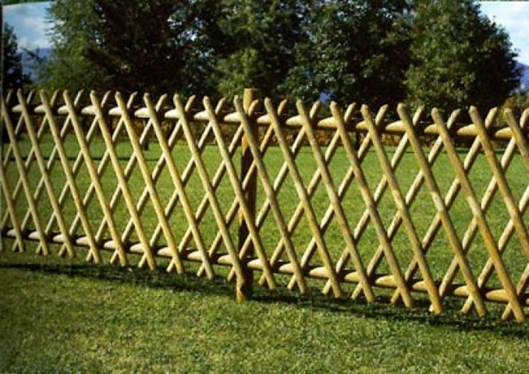 Modelli di recinzioni in legno recinzioni recinzioni for Recinto cani fai da te
