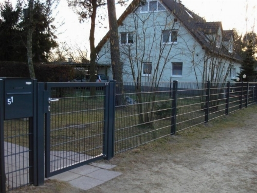 Pali per recinzioni recinzioni - Recinzioni in metallo per giardino ...