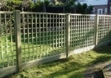 Panneli per recinzioni