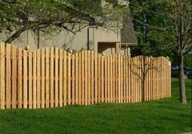 Recinzioni da giardino in legno recinzioni recintare il giardino con il legno - Recinti in legno da giardino ...