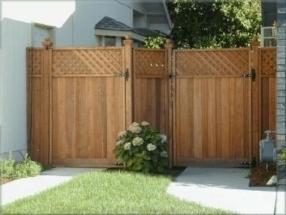 Recinzioni da giardino in legno recinzioni recintare privacy