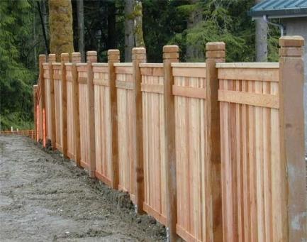 Recinzioni legno giardino pannelli termoisolanti - Recinzione terrazzo ...