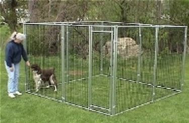 Recinzioni per cani recinzioni for Recinto cani fai da te