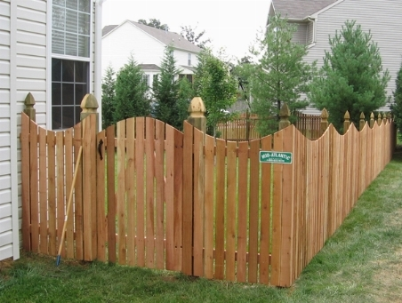 Recinzioni per giardini recinzioni for Recinzioni giardino legno