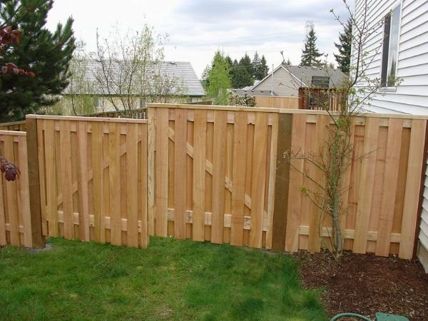 Staccionate recinzioni staccionate tipologie - Staccionate in legno per giardino ...