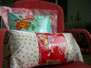 Cuscini per sedie da giardino