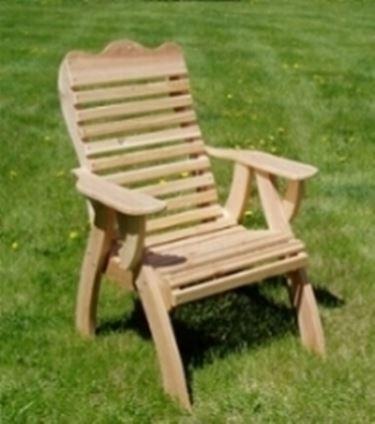 Sedie da giardino economiche tavoli da giardino - Sedia a dondolo da giardino ...