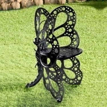Sedie da giardino in ferro battuto - Tavoli da giardino