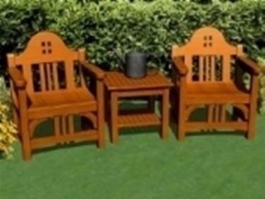 Sedia da giardino