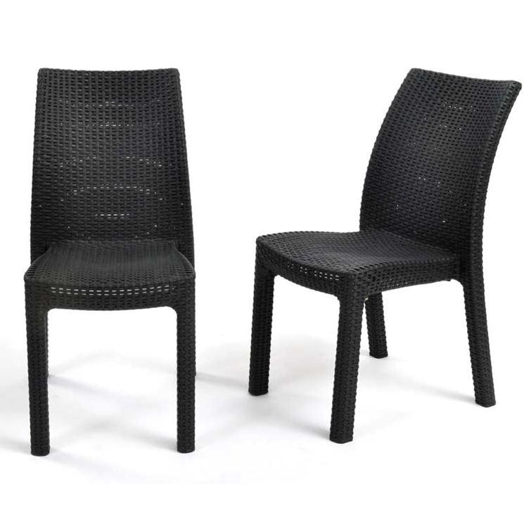 Sedie giardino tavoli da giardino scegliere le sedie for Sedie da giardino economiche