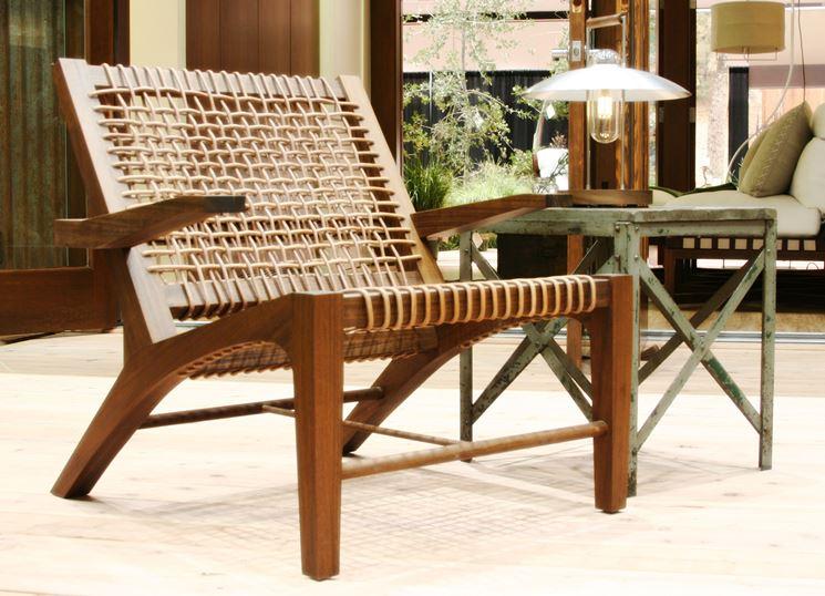 Sedie per esterno tavoli da giardino sedie per - Sedie giardino legno ...