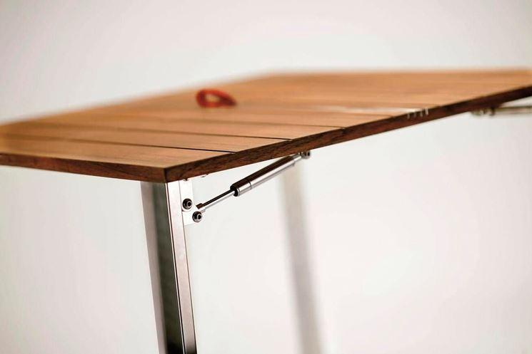 Tavoli da esterno tavoli da giardino tavoli per - Tavoli da esterno in legno pieghevoli ...