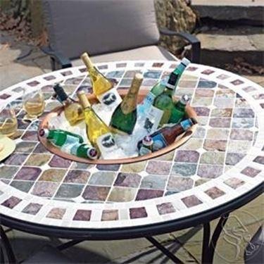 Tavoli In Mosaico Da Giardino.Tavoli Da Giardino A Mosaico Tavoli Da Giardino