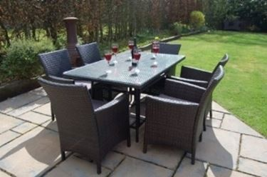 Tavoli da giardino in alluminio tavoli da giardino - Tavoli da esterno genova ...