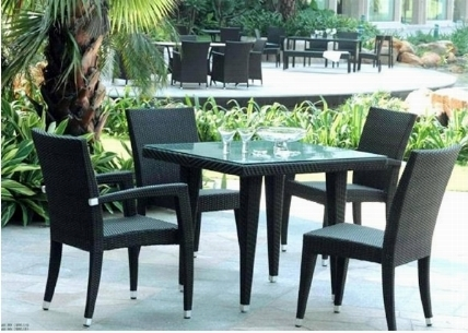 Tavoli da giardino in rattan tavoli da giardino - Tavolo da giardino rattan ...