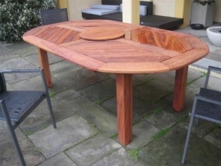 Tavoli da giardino in teak tavoli da giardino - Mobili da giardino in teak ...
