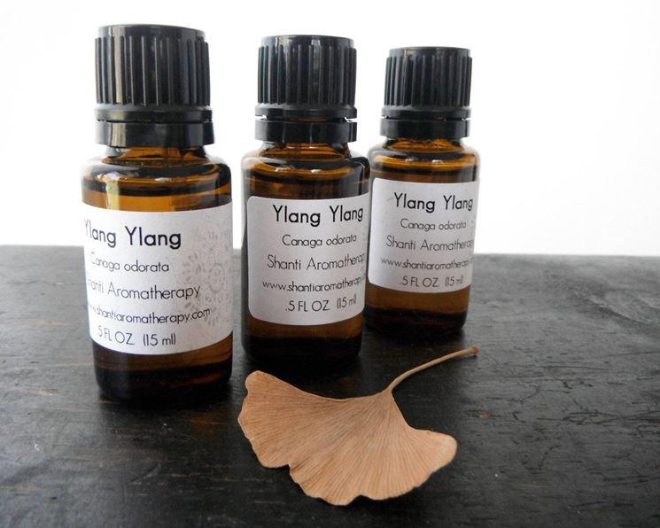 Olio essenziale ylang ylang, estratto dalla cananga odorata